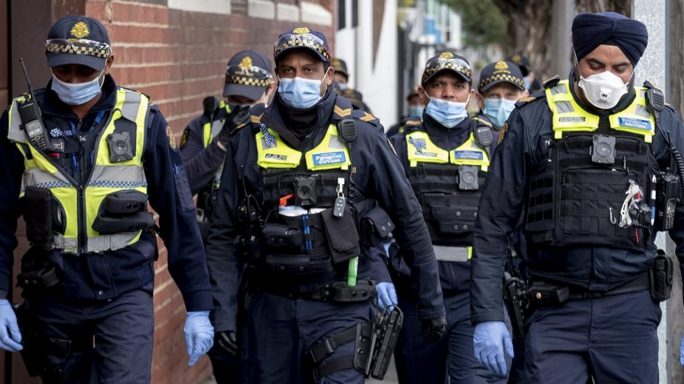 Memo to Victoria Police: Just Do Your Day Job