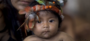 The real 'face of the Amazon': a culture of death