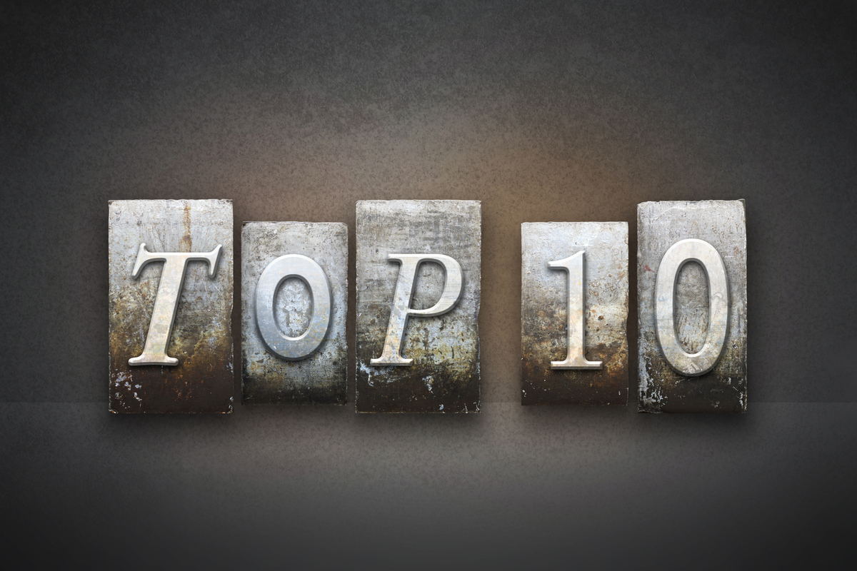 Our Top 10 Articles of 2018
