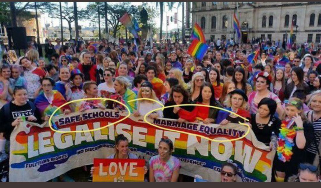 Same Sex Marriage and Safe Schools are a Package Deal
