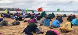 "The 'Extinction Rebellion"" cult"