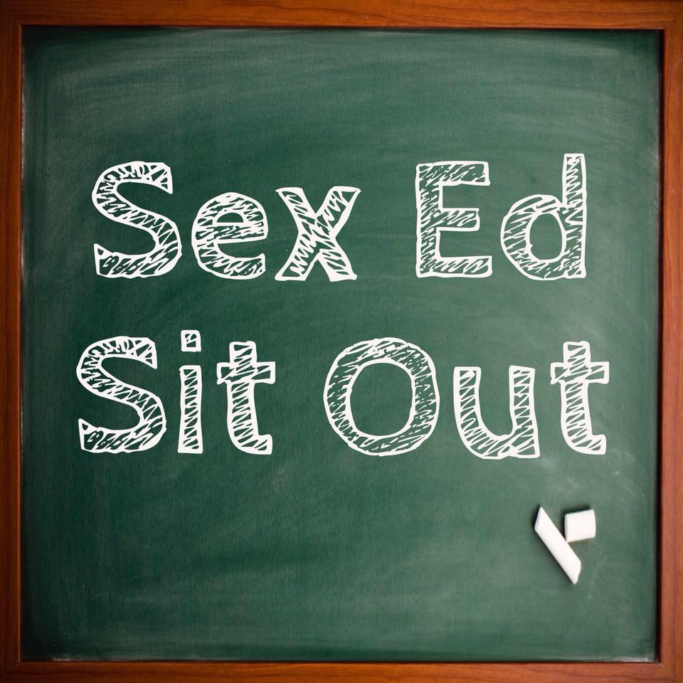Political Posting Mumma on the International Sex Education Sit Out Day
