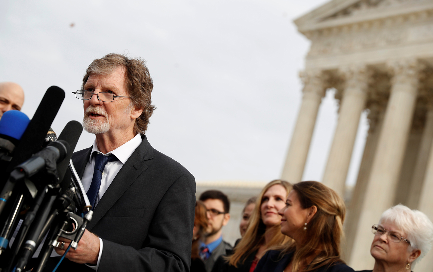 Colorado Wedding Cake Baker Wins before US Supreme Court