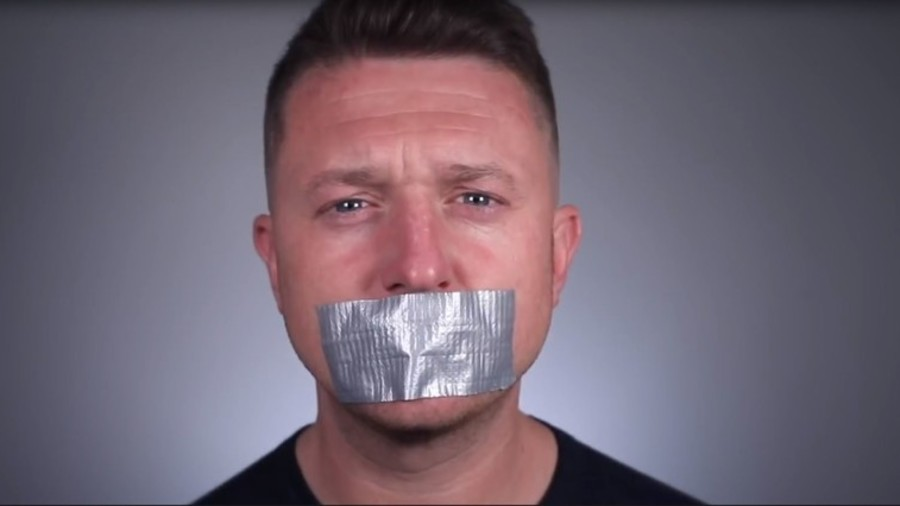 Tommy Robinson and the Death of Britain