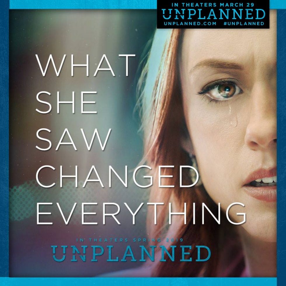 God's hand behind the movie 'Unplanned'