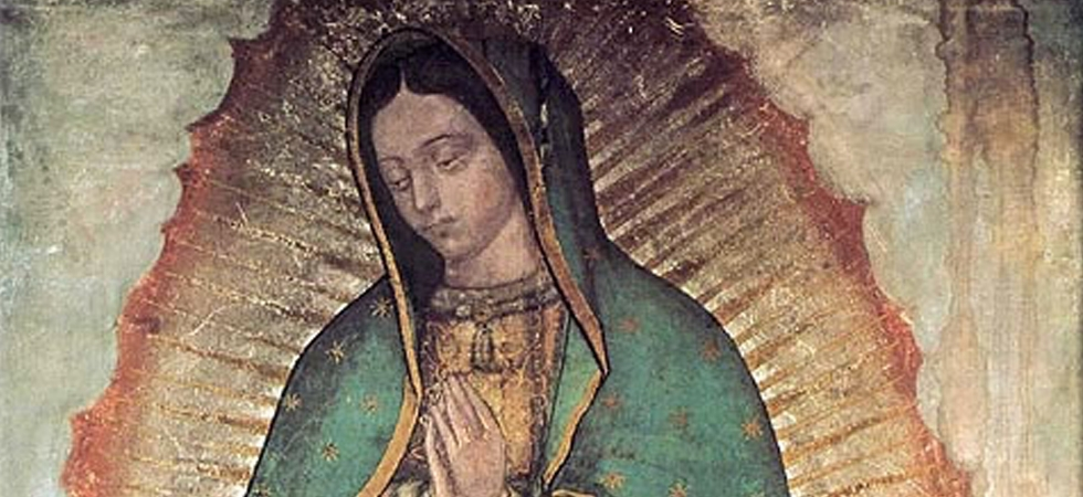 The Guadalupe Encounter as a type for ending abortion